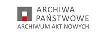 Logo Archiwum Akt Nowych